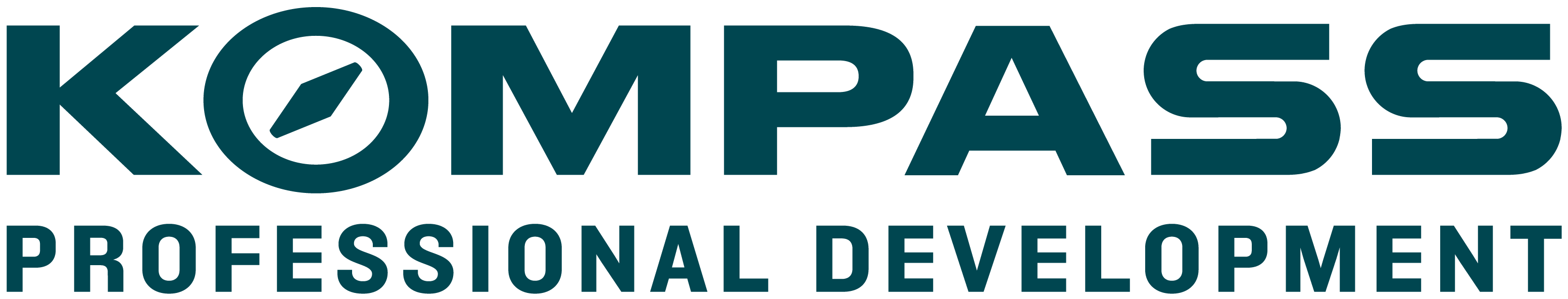 Kompass Professional Development Logo